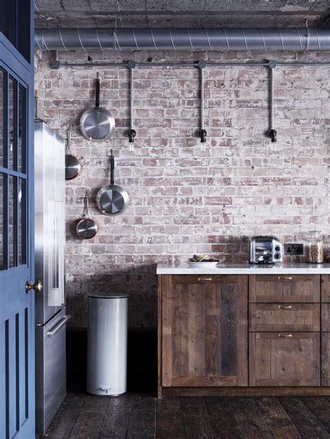 Amazing Loft Apartment Inside 19th Century Building by 1000 Ideas About Loft Kitchen On Loft