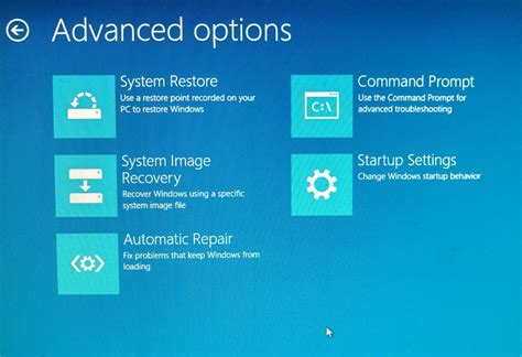Understanding And Accessing Windows 8's Advanced Boot