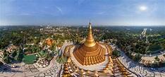 Shwedagon Pagoda #4