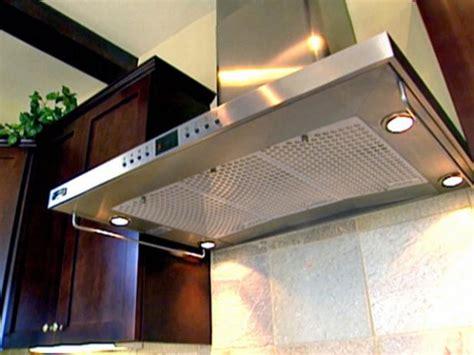kitchen exhaust fan video hgtv