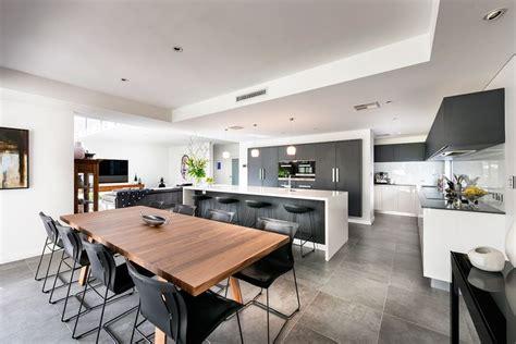 kitchen lighting perth modern residence custom home perth webb brown neaves 2197