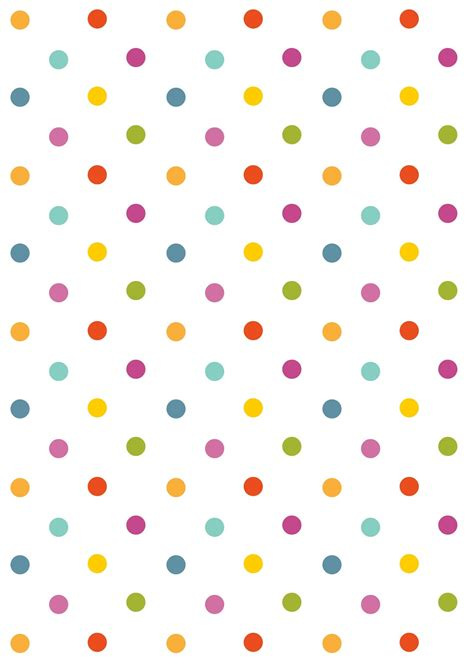 polka dot design free digital polka dot scrapbooking paper ausdruckbares