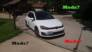 My Mk7 Gti Mods