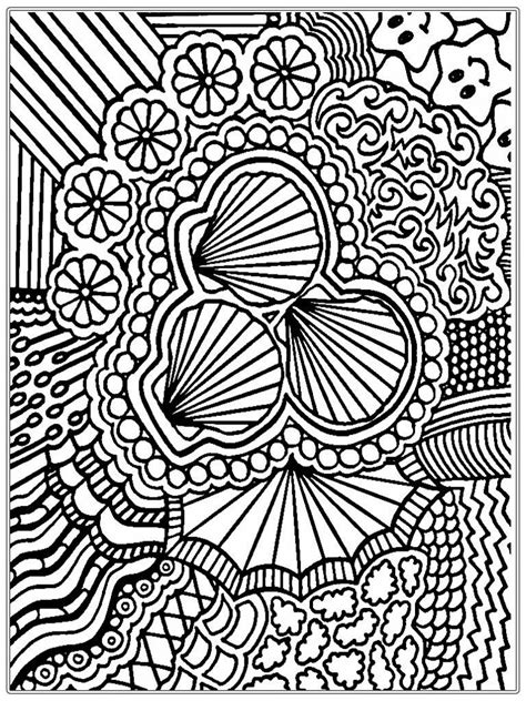 printable complex coloring pages coloring pages printable coloring complex coloring