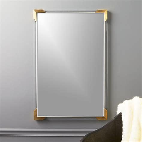 demi rectangle acrylic mirror  reviews cb