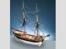 Caldercraft HM Brig Supply, Ships & Boats From Maritime Models