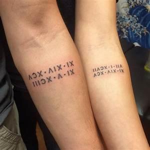 Sprüche Für Tattoos : geschwister tattoo 34 ideen f r tattoo mit oder ohne blutsverwandtschaft tattoos zenideen ~ Frokenaadalensverden.com Haus und Dekorationen