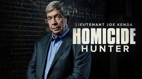 homicide hunter   hulu
