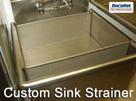 stainless steel strainers  restaurants  commercial
