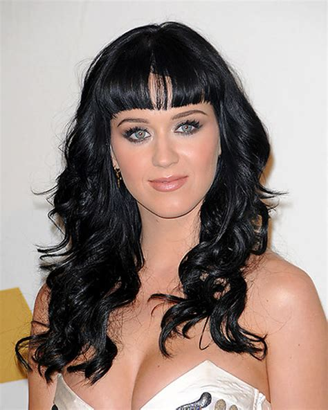 Katy Perry Hairstyles 2012 Celebrities