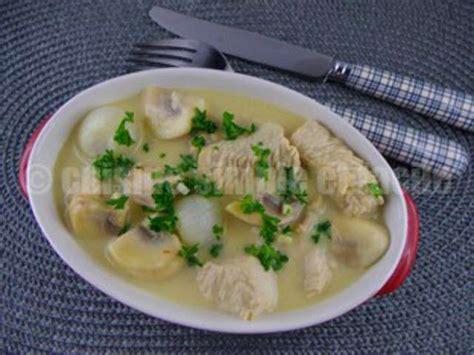 blogs cuisine facile recettes de blanquette de cuisine simple et facile