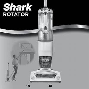 Shark Shark Rotator Professional With Xl Reach