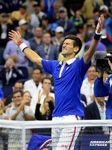 Novak Djokovic beats Roger Federer in men's U.S. Open final