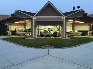 Living with your plane in a star general aviation news for 12 foot garage doors for sale