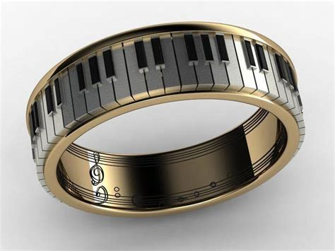 cool rings for music lovers xcitefun net