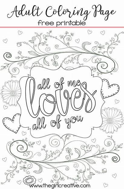 Coloring Pages Adult Printable Own Jesus Creative