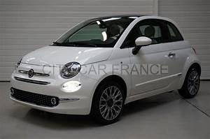 Serie 1 Blanche : fiat 500 serie 4 1 2 69 ch lounge blanche voiture en leasing pas cher citycar paris ~ Gottalentnigeria.com Avis de Voitures