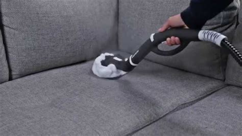 how to clean upholstery sofa how to clean a fabric sofa with a steam cleaner youtube