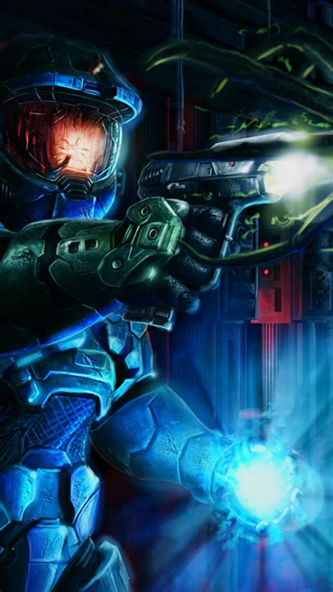 Odst releases for pc, firefight releases for xbox. Halo 3 iPhone Wallpaper (71+ images)