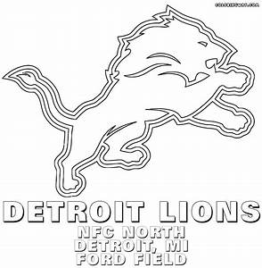 NFL Logos Coloring Pages
