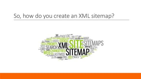 How Create Xml Sitemap