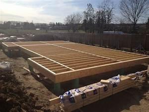 quelques liens utiles With maison bois sur plots 0 fondation pneu homedepaille