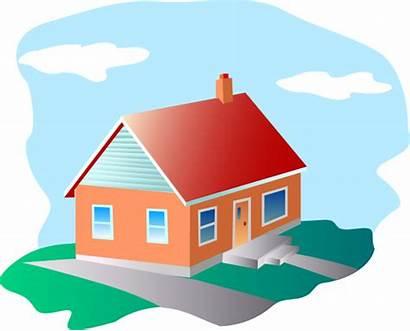 Clip Clipart Clker Cartoon Property Moving Svg