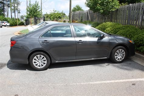 2012 Toyota Camry Le 09