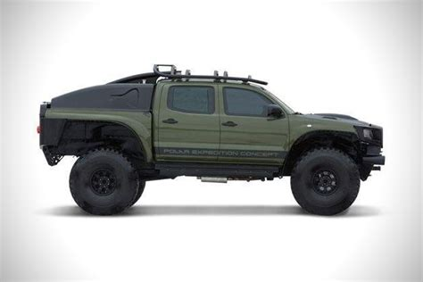 toyota tacoma polar expedition truck hiconsumption