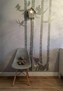 Wandlampe Kinderzimmer Jungen : lichtung im wald diy nachtl mpchen baby pinterest ~ Yasmunasinghe.com Haus und Dekorationen