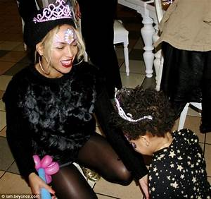 Beyonce and Jay-Z throw Blue Ivy a princess themed second ...