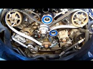 Discovery 3 2 7tdv6 Timing Belt And Oil Pump Change