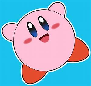 How to Draw Nintendo's Kirby with Easy Step by Step ...