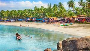 Province Goa Beautiful Beach In India Wallpaperhd ...