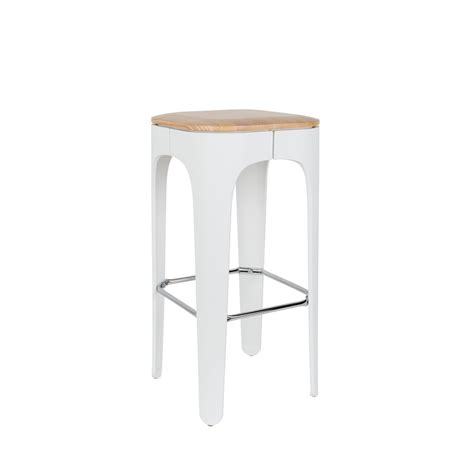 Tabouret De Bar En Bois Tabouret De Bar Bois Up High By Drawer