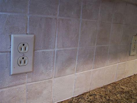 How To Paint Over Tile Backsplash :  Painting A Tile Backsplash {and More Easy