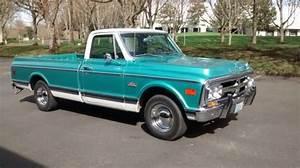 1970 C  K 1500 350 V8 Mint Green Heavy Duty 1  2 Half Ton