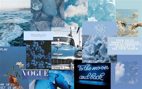 blue macbook wallpaper blue background wallpapers