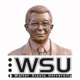 walter sisulu university wsu admission list intake