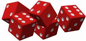 Red Dice Clipart | Clipart Panda - Free Clipart Images