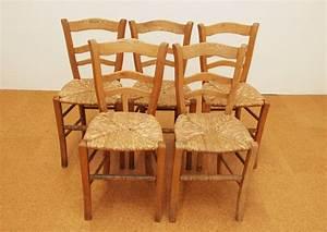 Antike Stühle Um 1900 : stuhlset 5 st hle mit binsengeflecht um 1900 ebay ~ Markanthonyermac.com Haus und Dekorationen