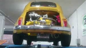 Fiat 500 Abarth 760cc D U0026 39 Epoca Elaborata Gialla - D