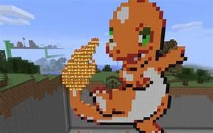 Minecraft Pokemon Charmander2