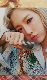 K-Pop Fans Claim The Photocards From Taeyeon's Latest Solo ...