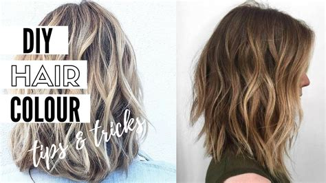 colour  hair  home   pro  style insider