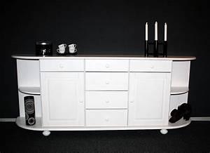 Sideboard Massiv Weiß : sideboard landhaus weiss sonstige casa collection preisvergleiche erfahrungsberichte und ~ Indierocktalk.com Haus und Dekorationen