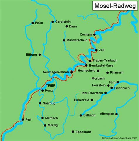 Radwege Pfalz Karte