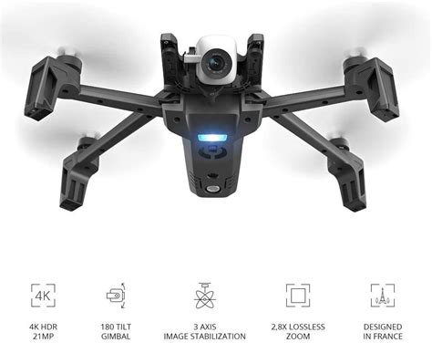 parrot drone anafi extended pack   additional