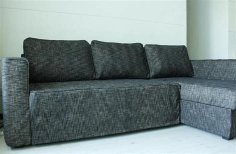 ikea manstad sofa bed custom slipcovers contemporary