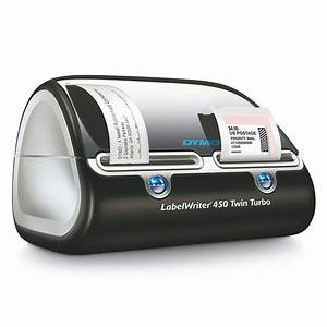 twin label maker barcode address shipping labels printer With address label generator